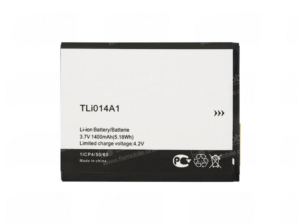Аккумуляторная батарея для Alcatel Pixi 3 (4013D) TLi014A1