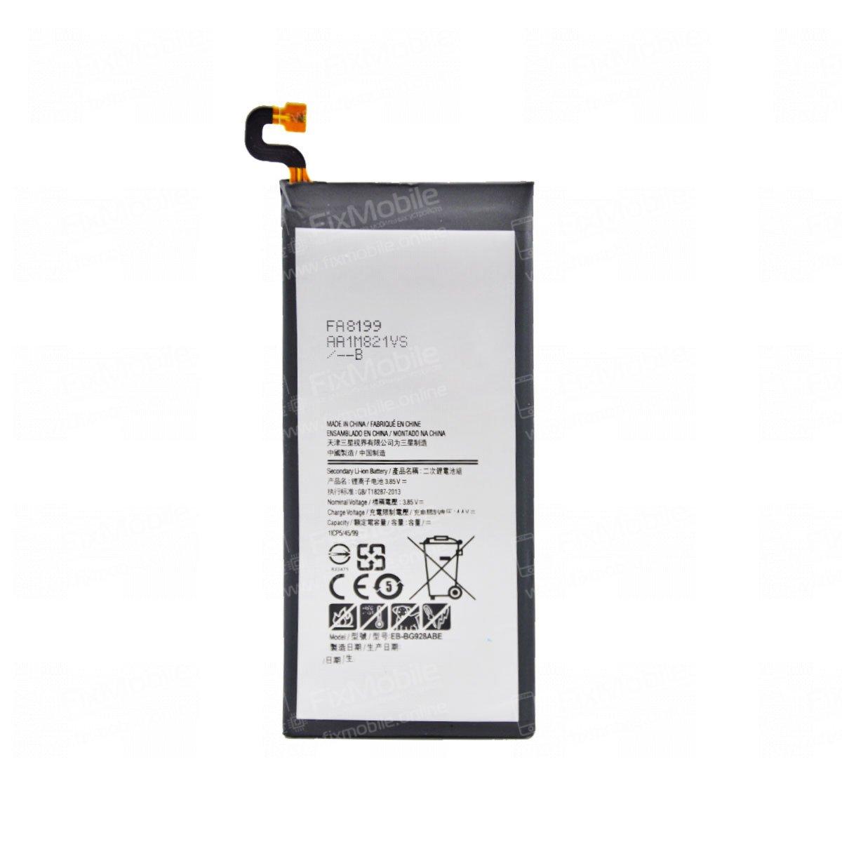 Аккумуляторная батарея для Samsung Galaxy S6 Edge Plus (G928F) EB-BG928ABE