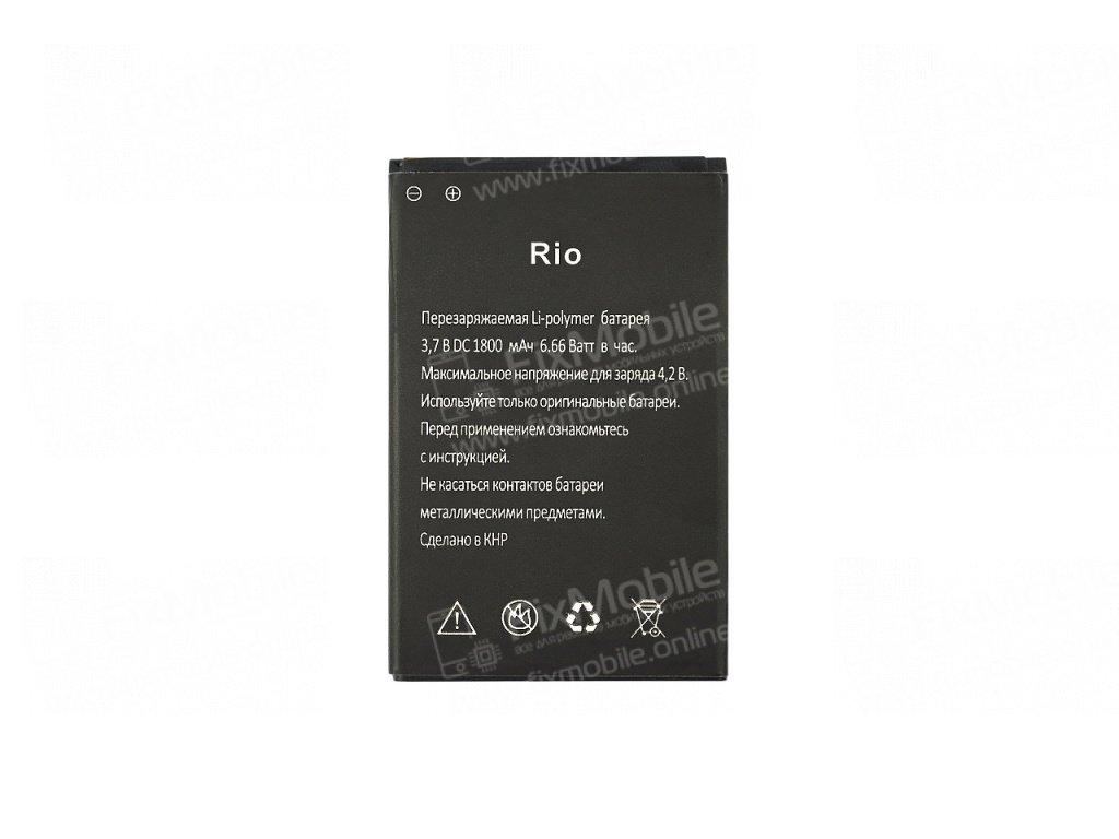 Аккумуляторная батарея для Explay Rio