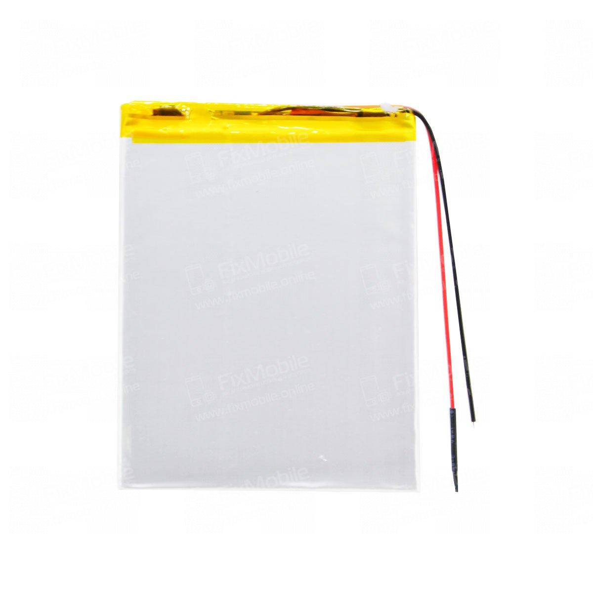Аккумуляторная батарея универсальная 367590p (3.6*75*90 мм)