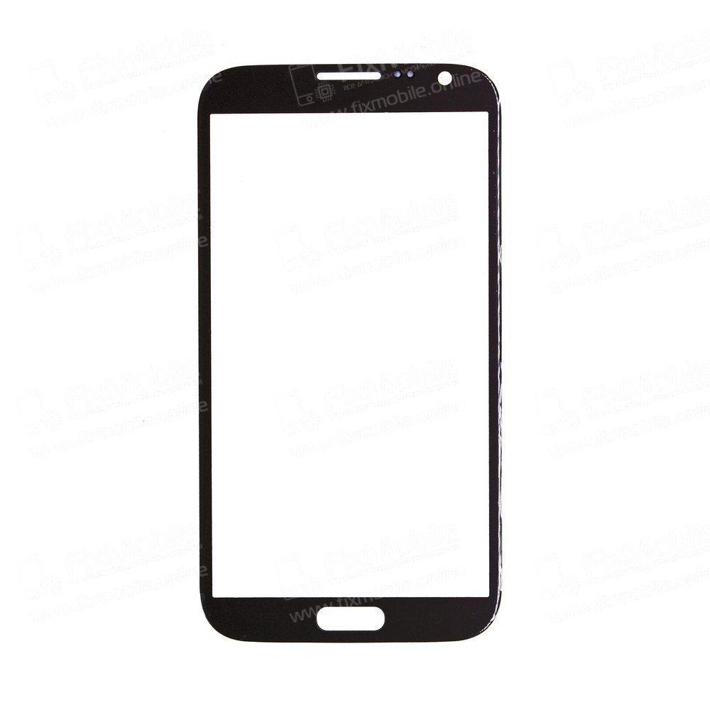 Стекло для Samsung Galaxy Note 2 (N7100) (серое)