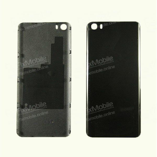 Задняя крышка для Xiaomi Mi 5 (черная)