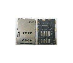 Коннектор SIM для Samsung Galaxy Tab 2 7.0 (P3100)
