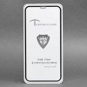 Защитное стекло для Apple iPhone 11 (полное покрытие)(черное) — 1